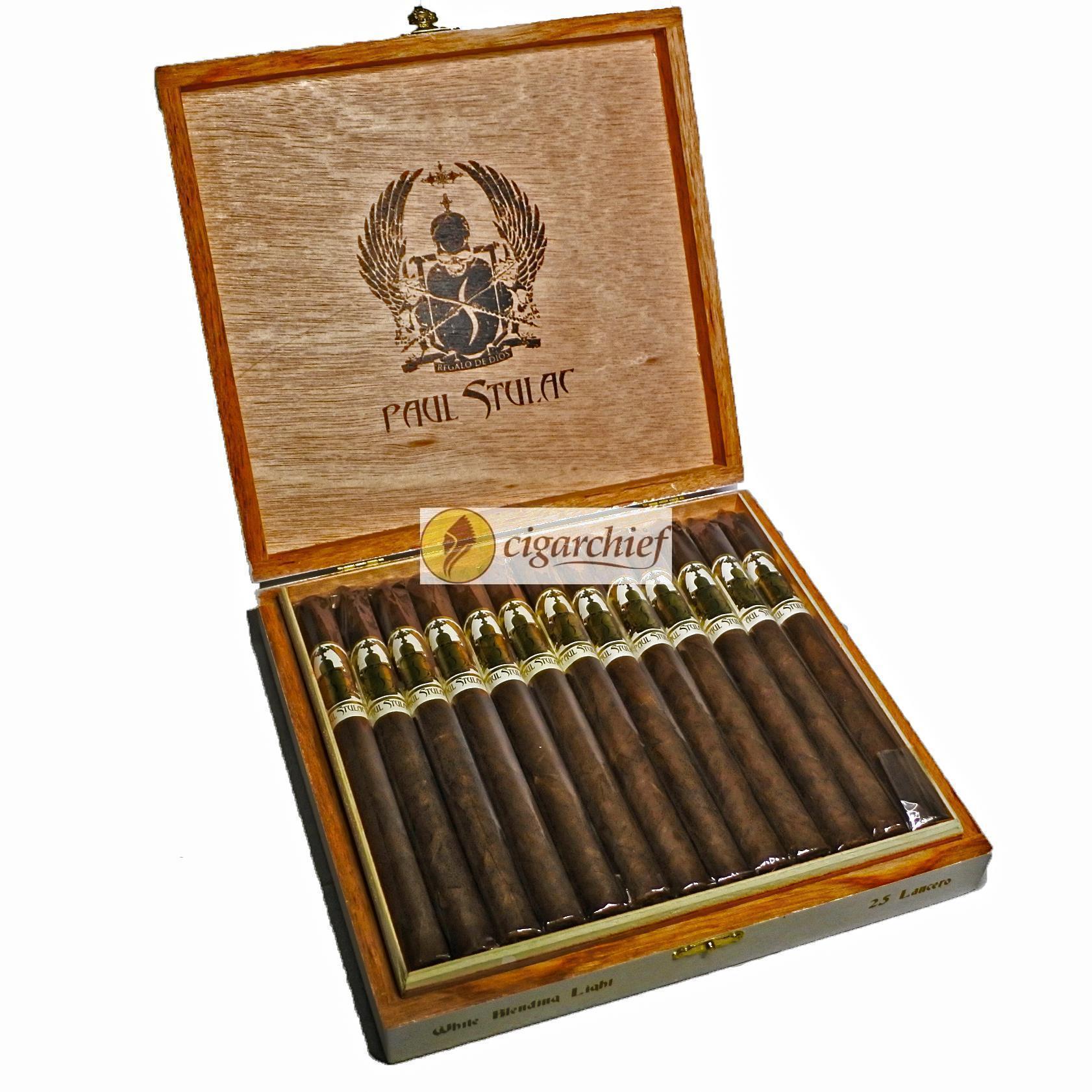 Buy Online Paul Stulac Cigars White Blinding Light