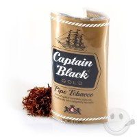 Captain Black Gold Pipe Tobacco 1.5oz Pouch