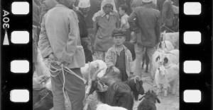 1992 - Marché de Kasghar