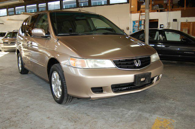 Red Raven New Zealand Gold Year 2003 Make Honda Model Odyssey Miles 138750
