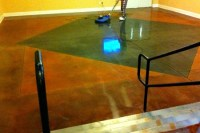 Making a Polished Concrete Floor