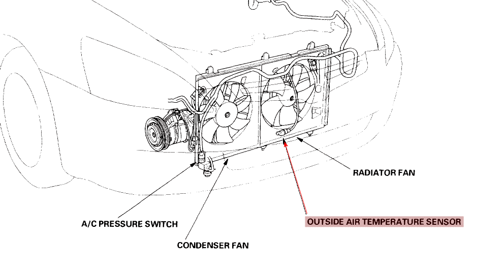 motor resistor location on 92 toyota camry cooling fan wiring diagram