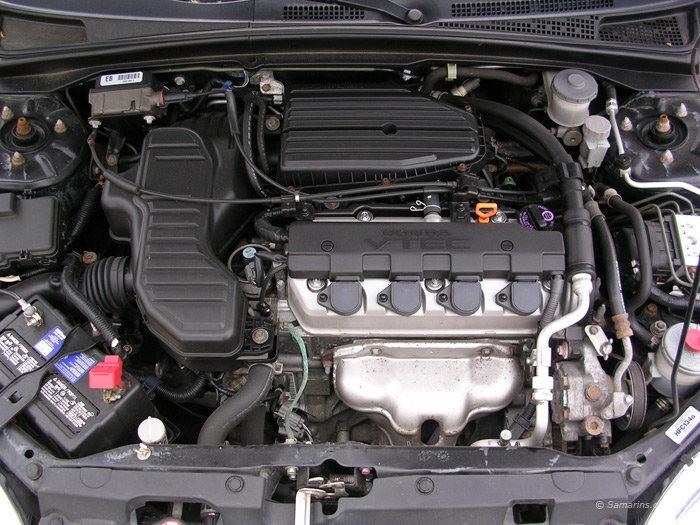 2005 honda civic fuel filter