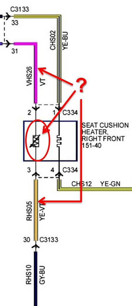 Heated seats help ! - Ford F150 Forum - Community of Ford Truck Fans