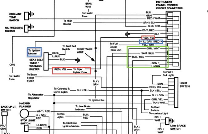 83 ford f100 wiring diagram