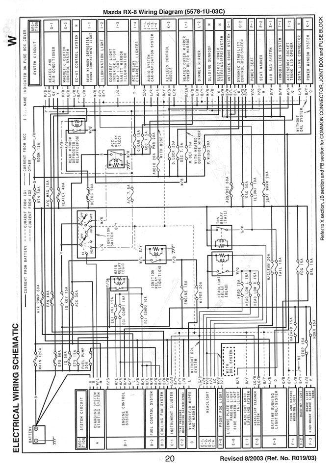 rx8 bose wiring diagram