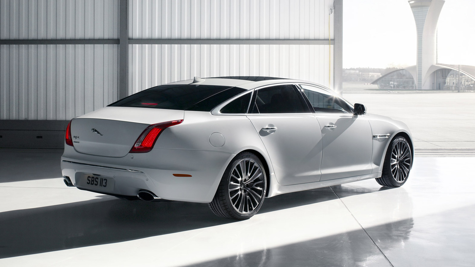 2013 Jaguar Xjl Ultimate The Most Luxurious Jaguar Ever Is The New Xj Ultimate Edition