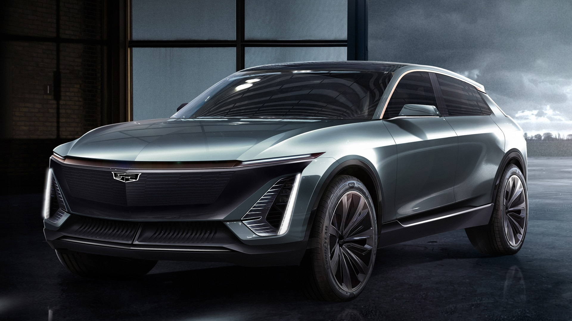 Electric Vehicle Manufacturers North America Long Range Cadillac Suv To Lead Gm S Next Electric Car Push