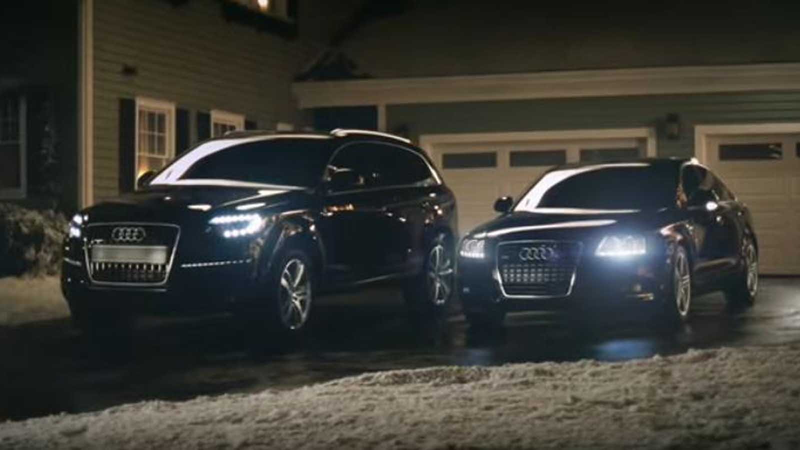 Best Christmas Commercials Top 7 Audi Holiday Commercials Audiworld