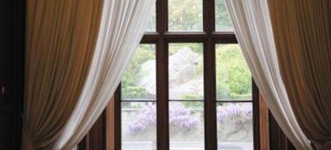 How To Install Double Curtain Rods Doityourselfcom