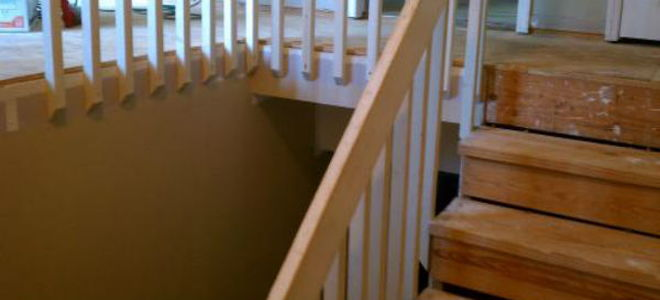 How To Install Wooden Stair Treads Doityourselfcom