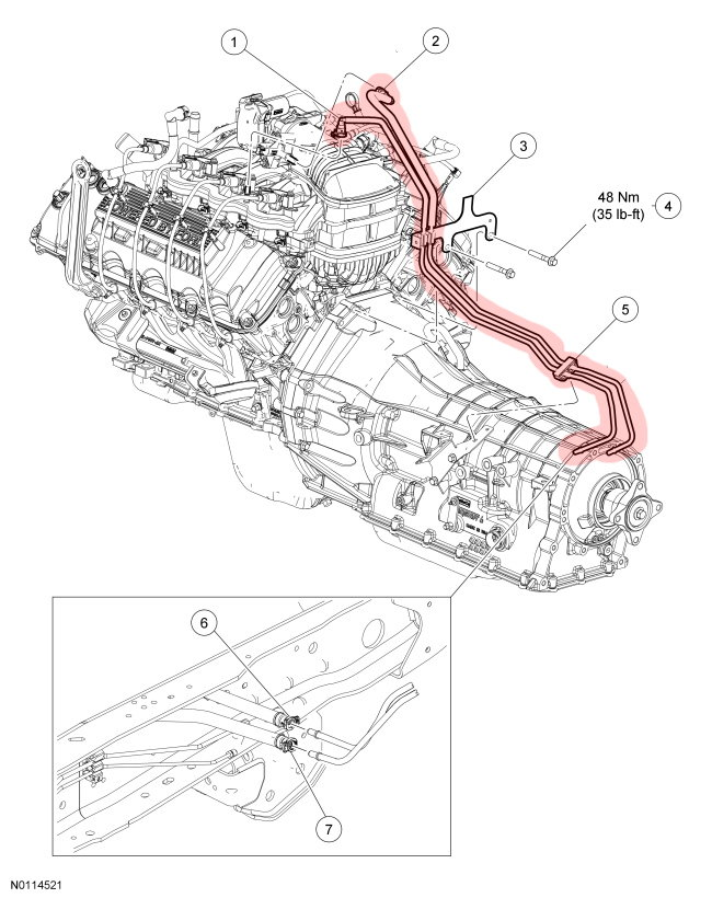 F250 Fuel System Maintenance - Ford-Trucks