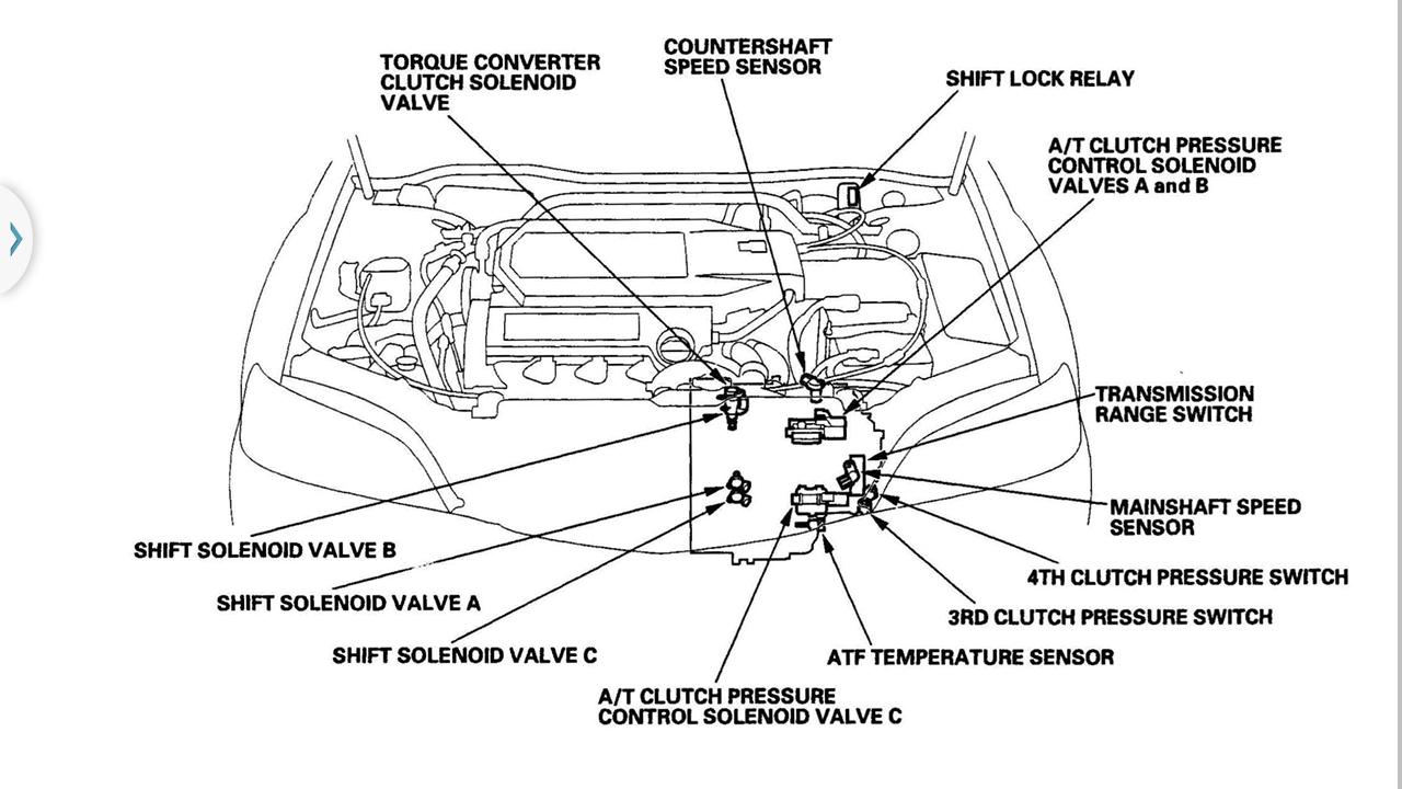 2015 odyssey fuel filter location