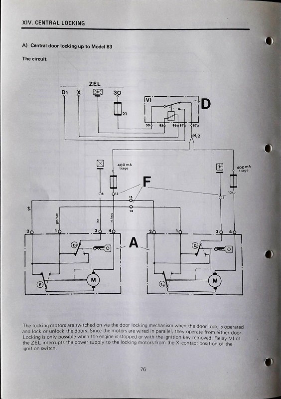 Keyless Entry on early 928 - Page 2 - Rennlist - Porsche Discussion