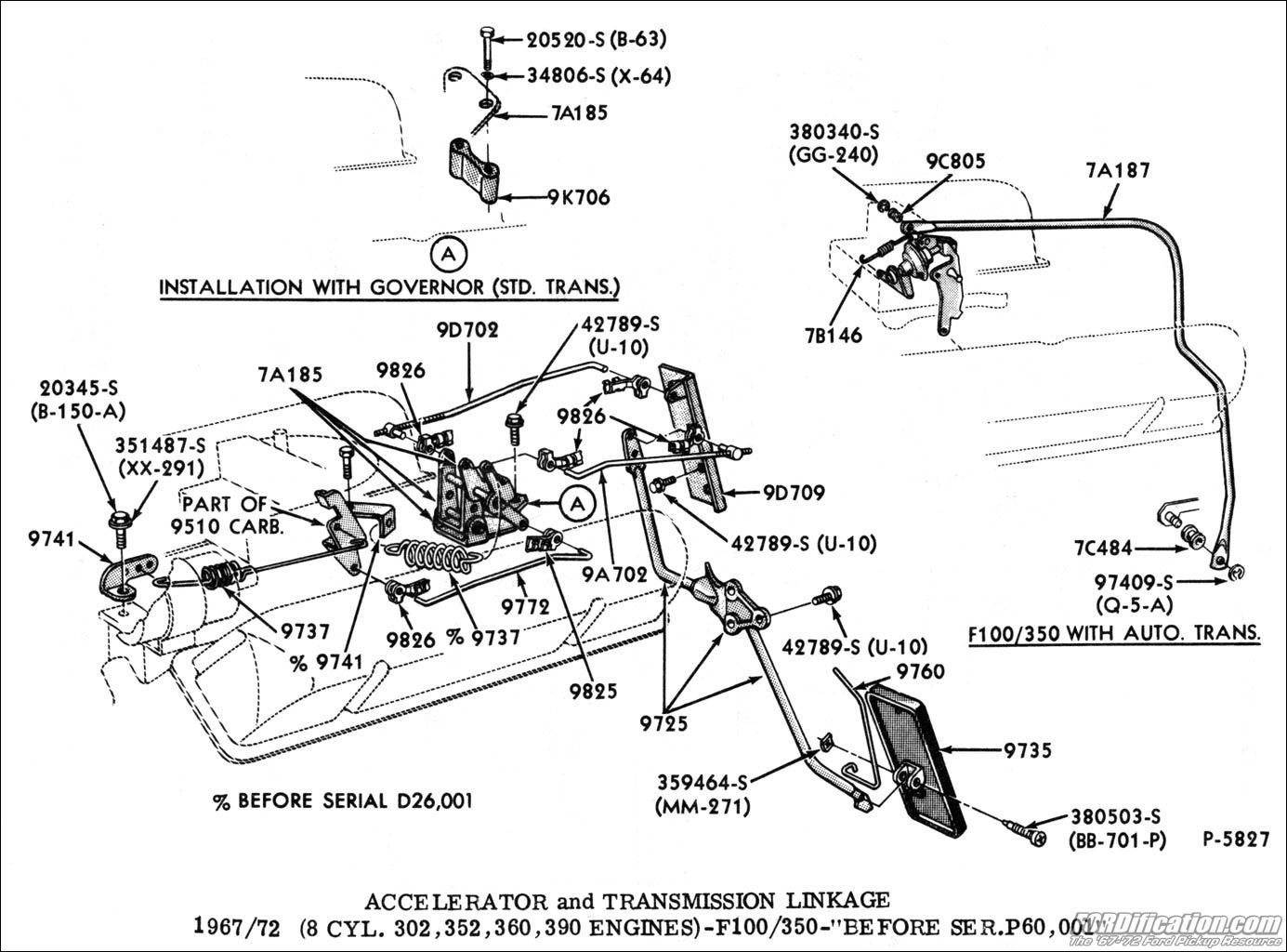 1969 ford bronco engine diagram