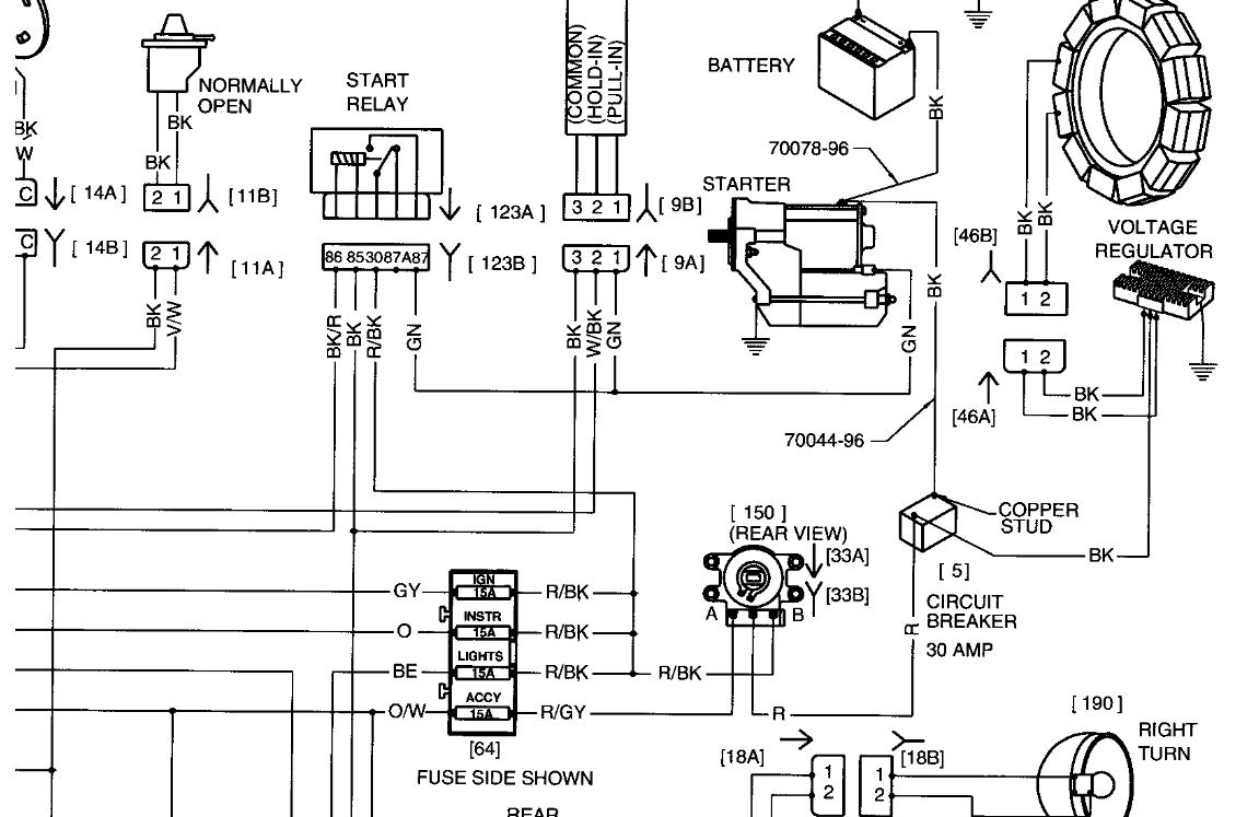 94 harley davidson wiring diagram