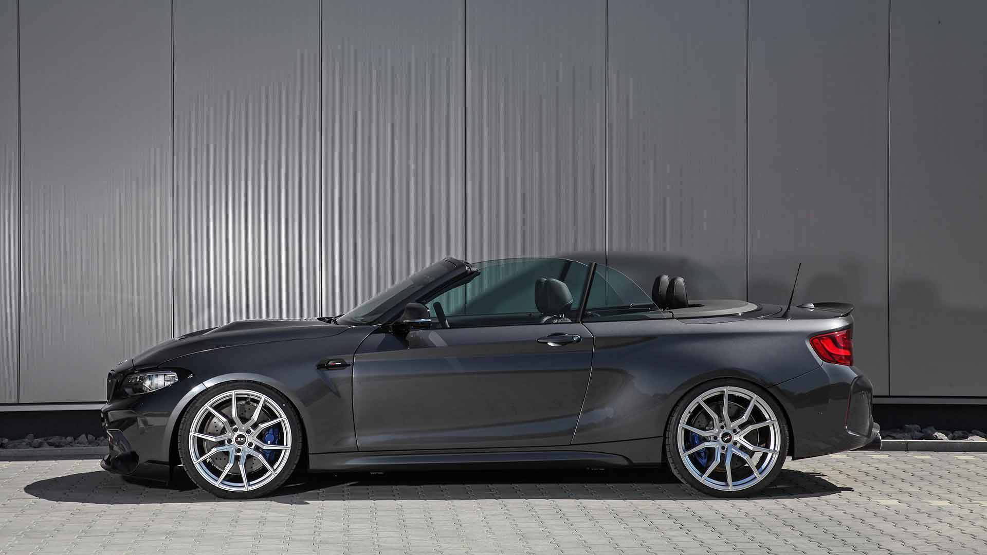 But Convertible Bmw Won T Make An M2 Convertible But This German Company Did