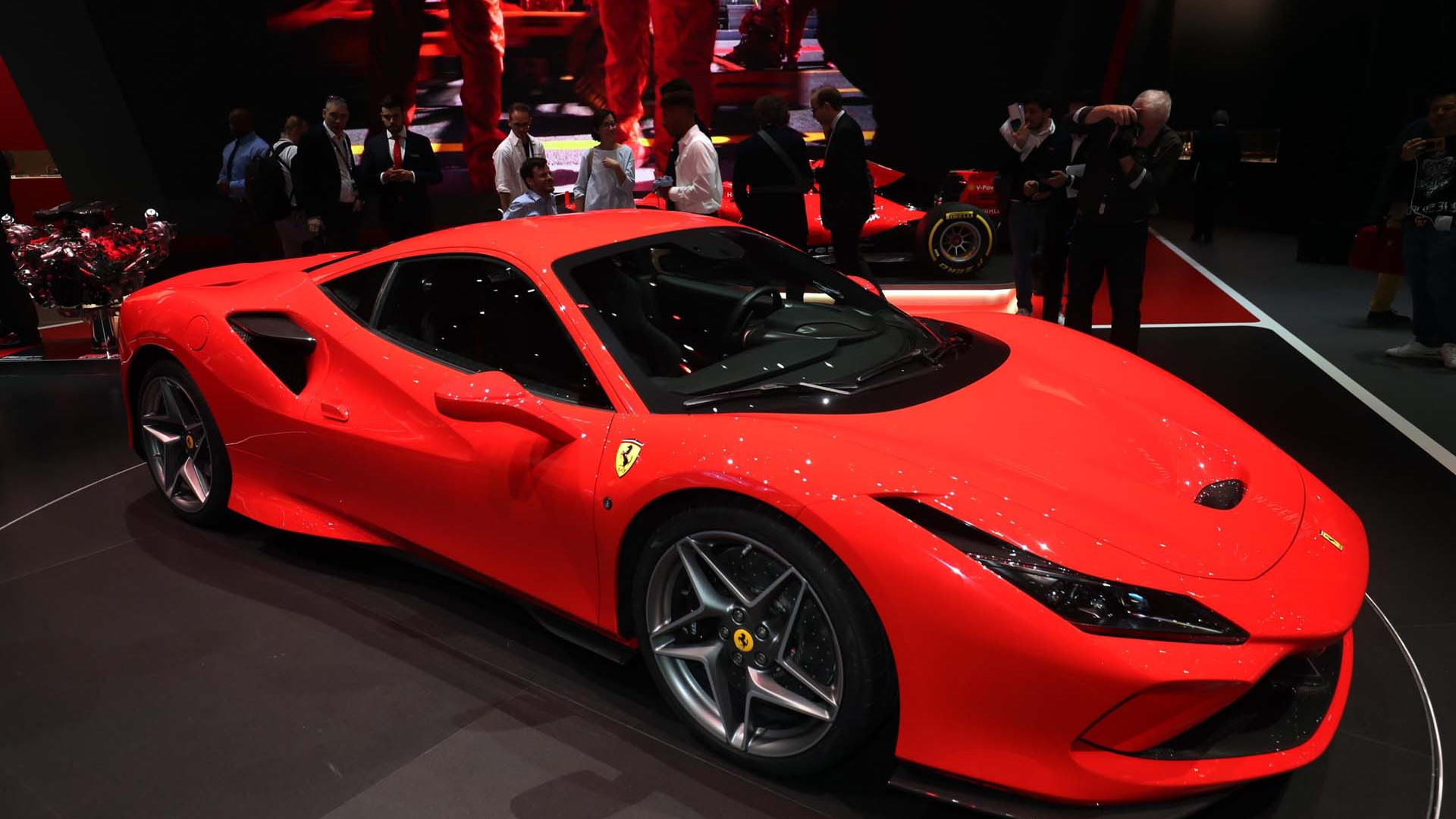 Ferrari 458 Italia Wallpaper Hd 710 Horsepower Ferrari F8 Tributo Arrives To Replace The 488