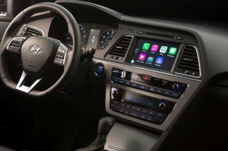 Carplay Mercedes 2016