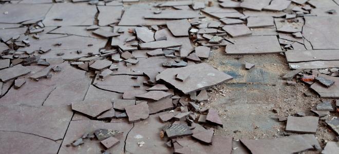 How To Identify Asbestos Floor Tiles Doityourselfcom