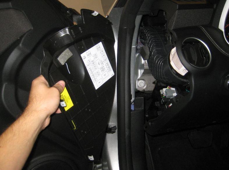Camaro Fuse Box Diagram - Ls1tech