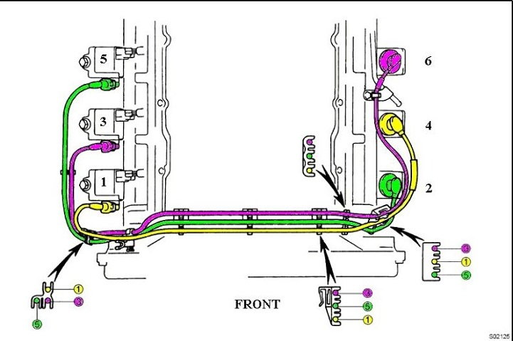 2000 4runner plug wiring diagram