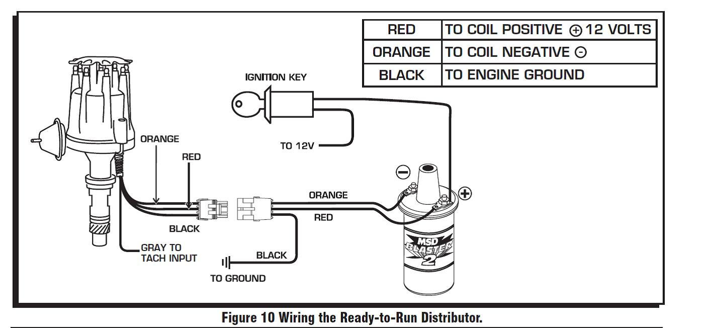 msd 6010 wiring harness