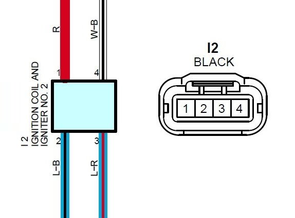 Cylinder 2 ignition coil wiring diagram 2002 ls430 - ClubLexus