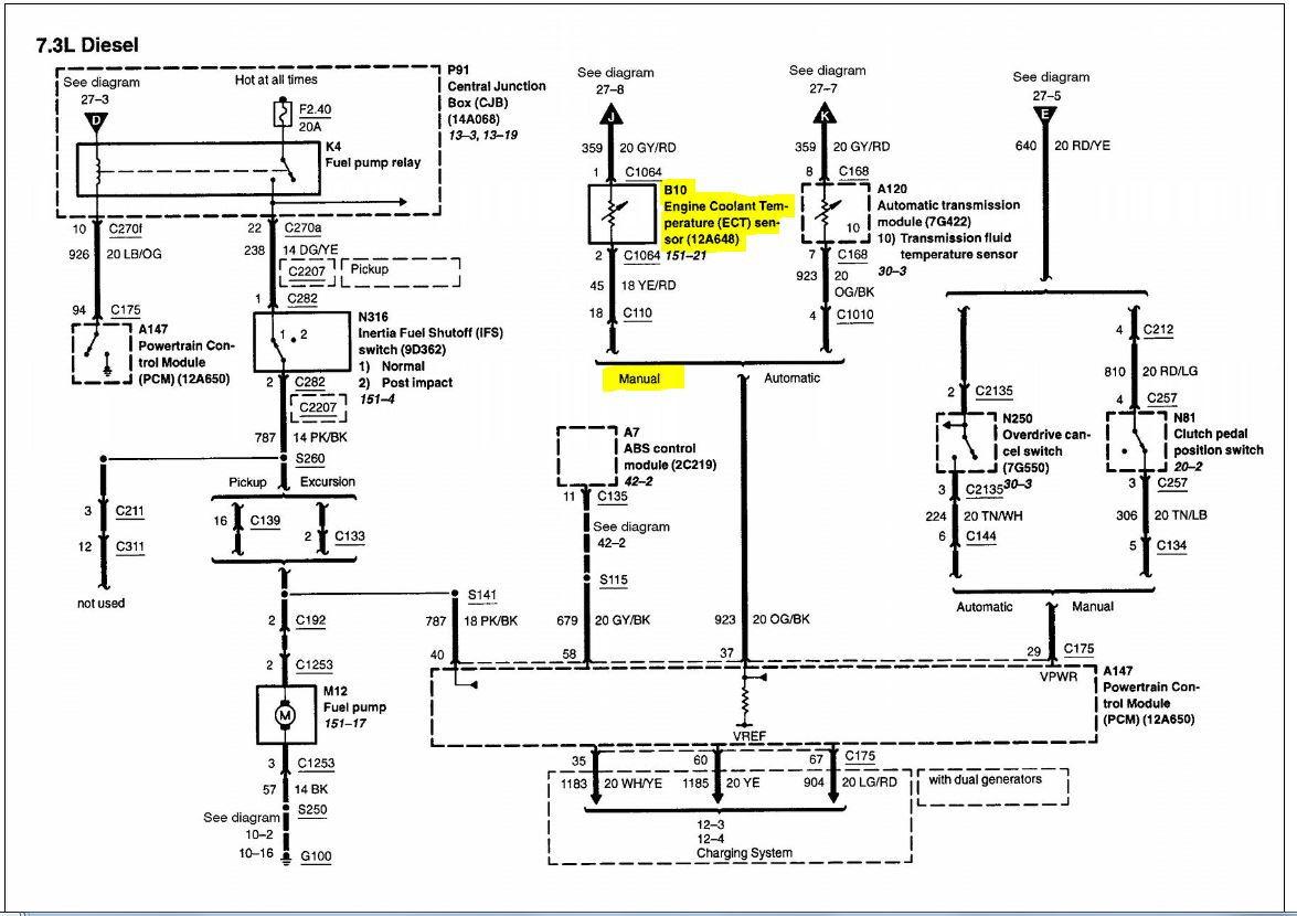 97 f150 engine wiring diagram