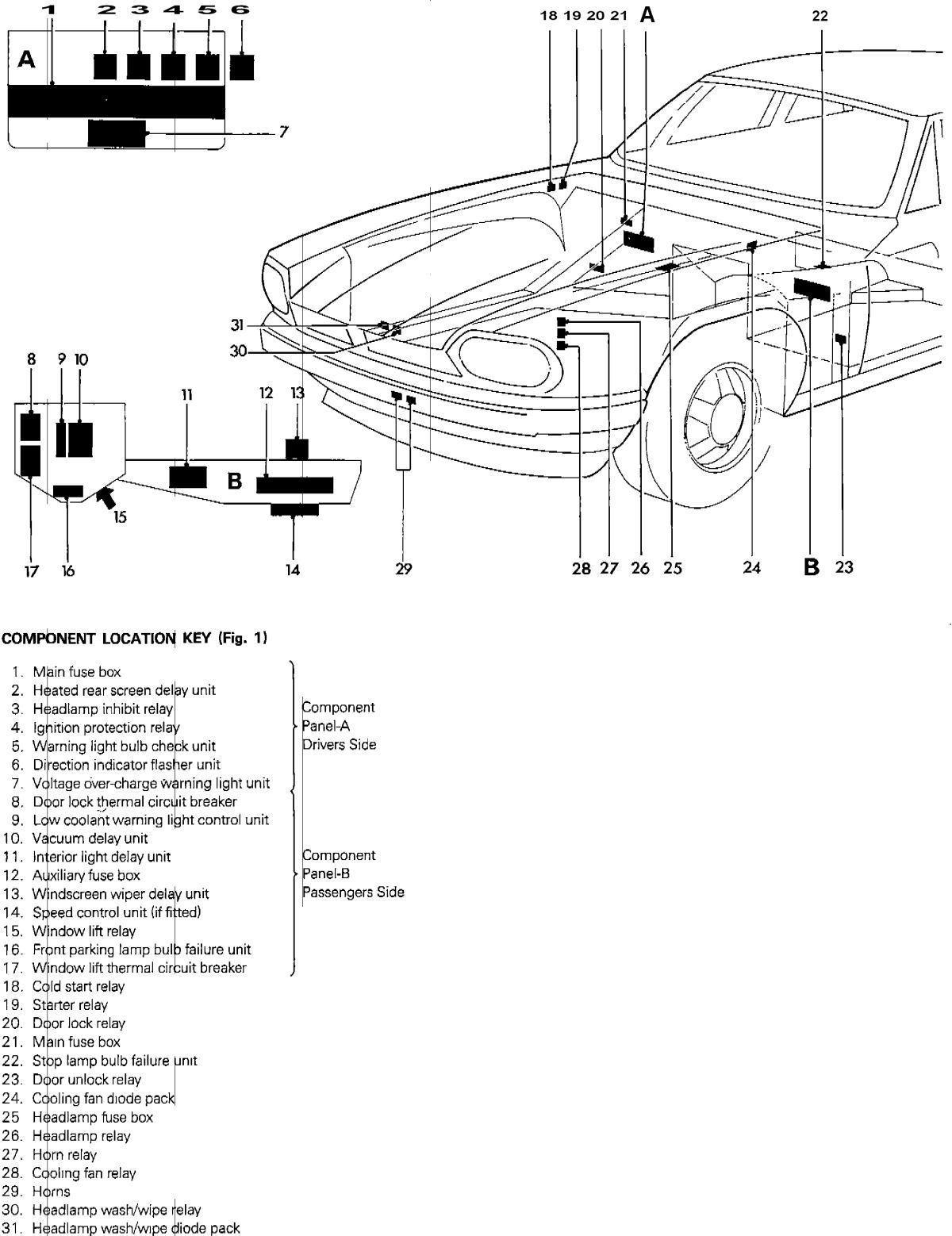 Toyota Fujitsu Ten 86100 Wiring Diagram