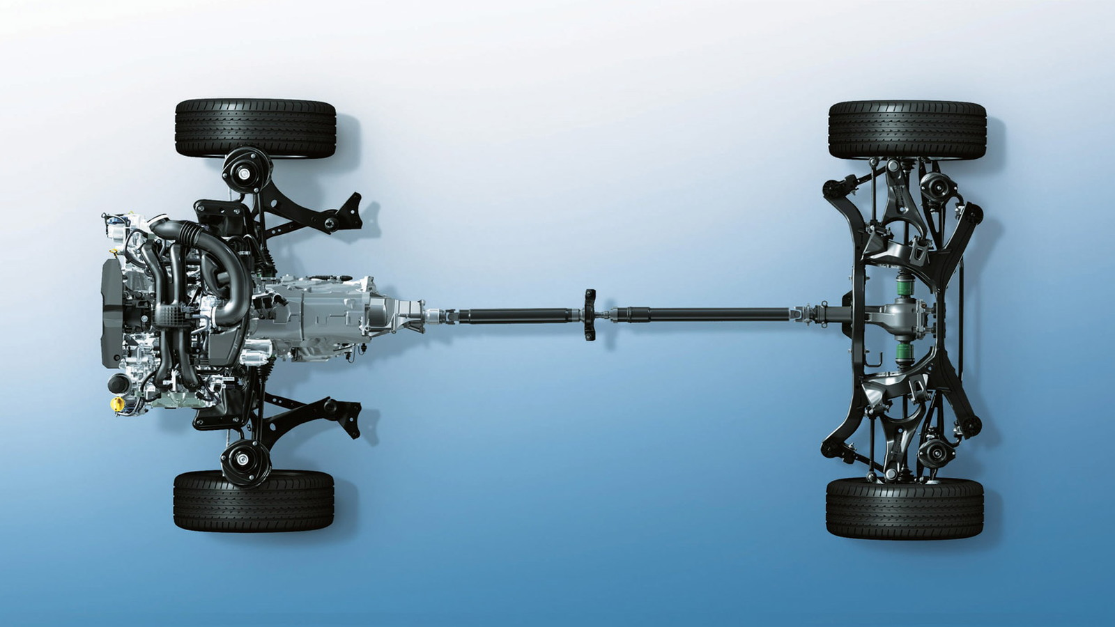 Drive Work Here S How Subaru S 4 All Wheel Drive Systems Work