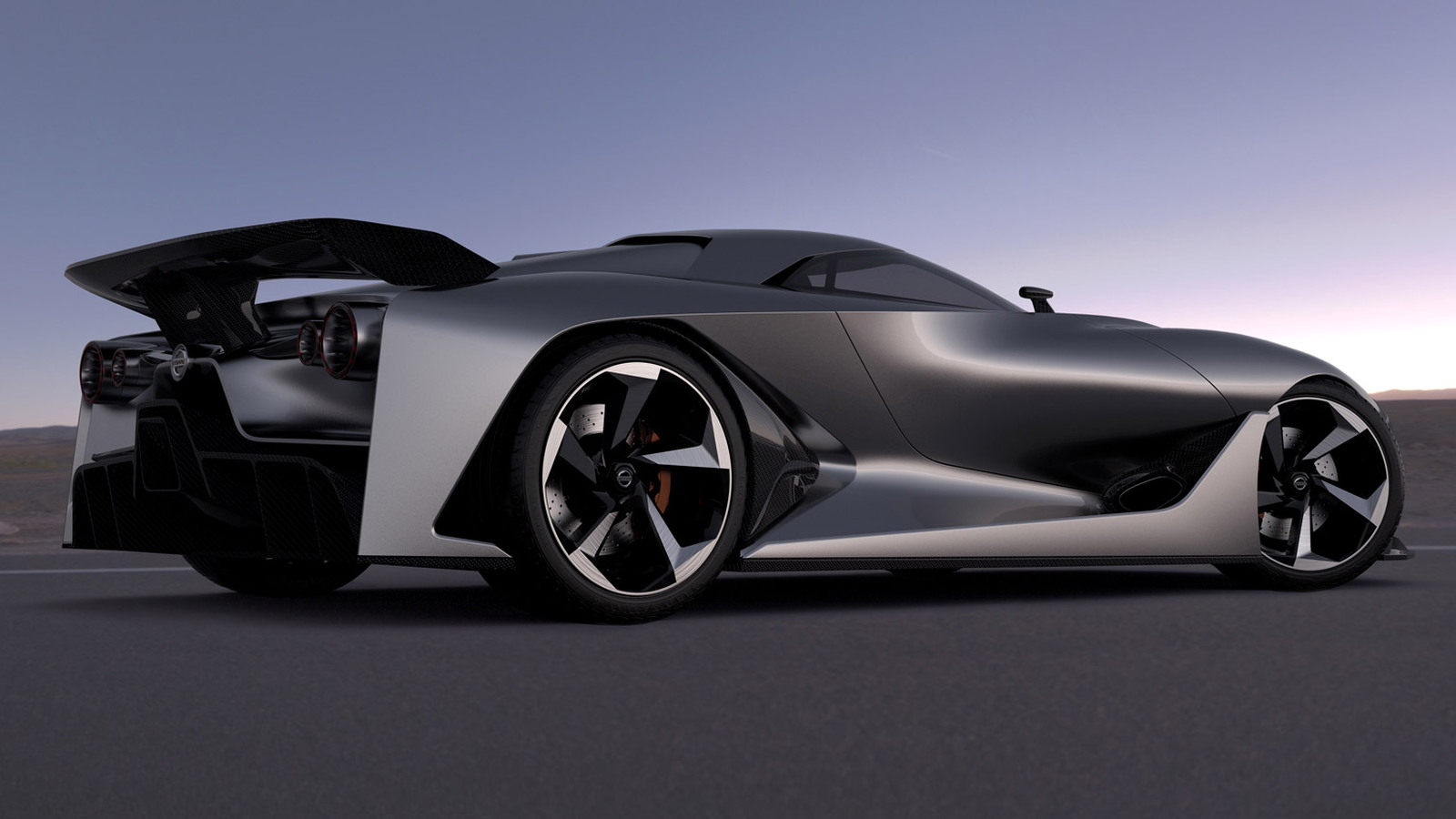 nissan concept 2020 vision gt revealed