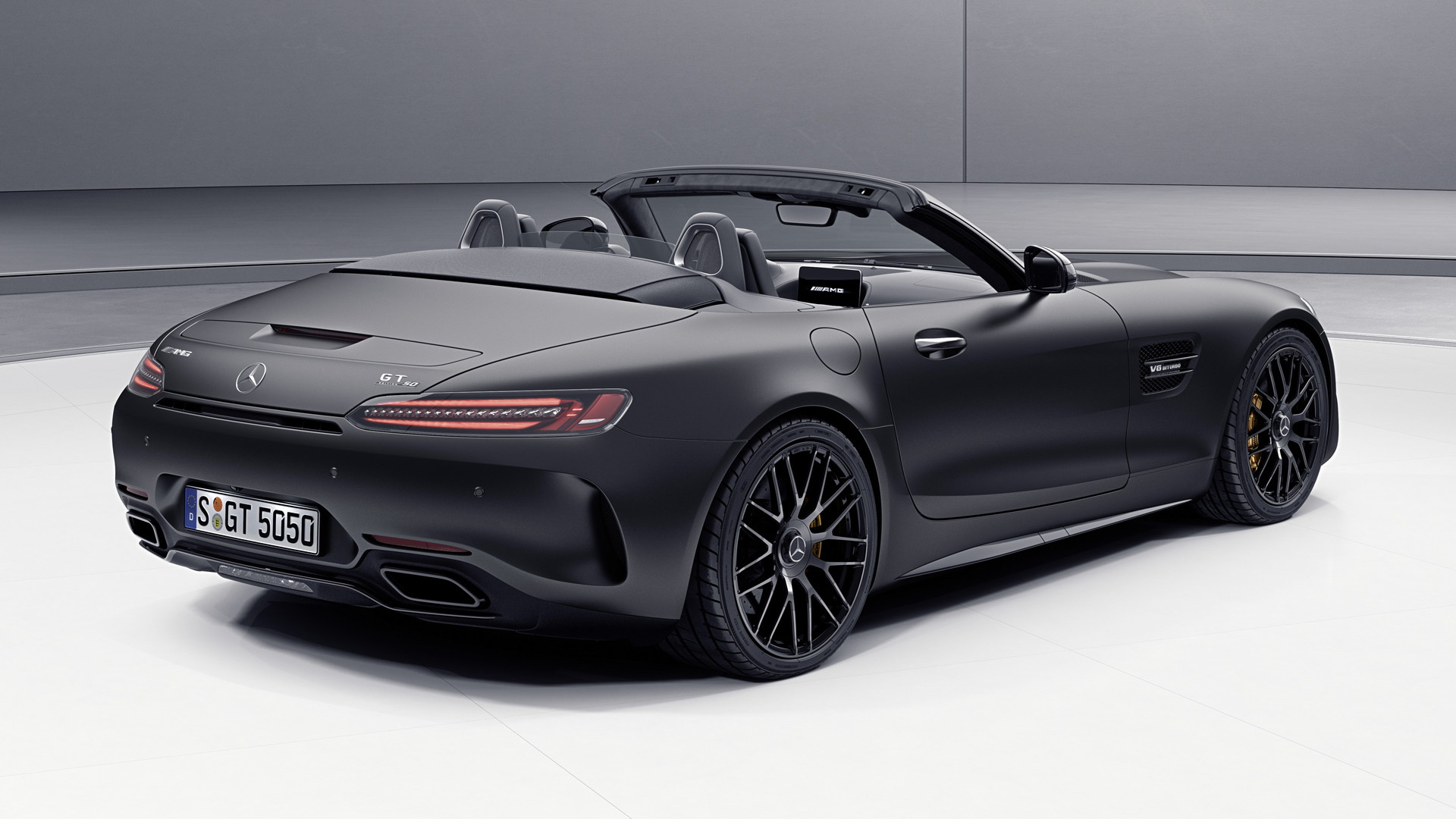 Mercedes Amg Gt C Roadster 2017 Mercedes Amg Gt C Roadster Edition 50 To Debut In Geneva