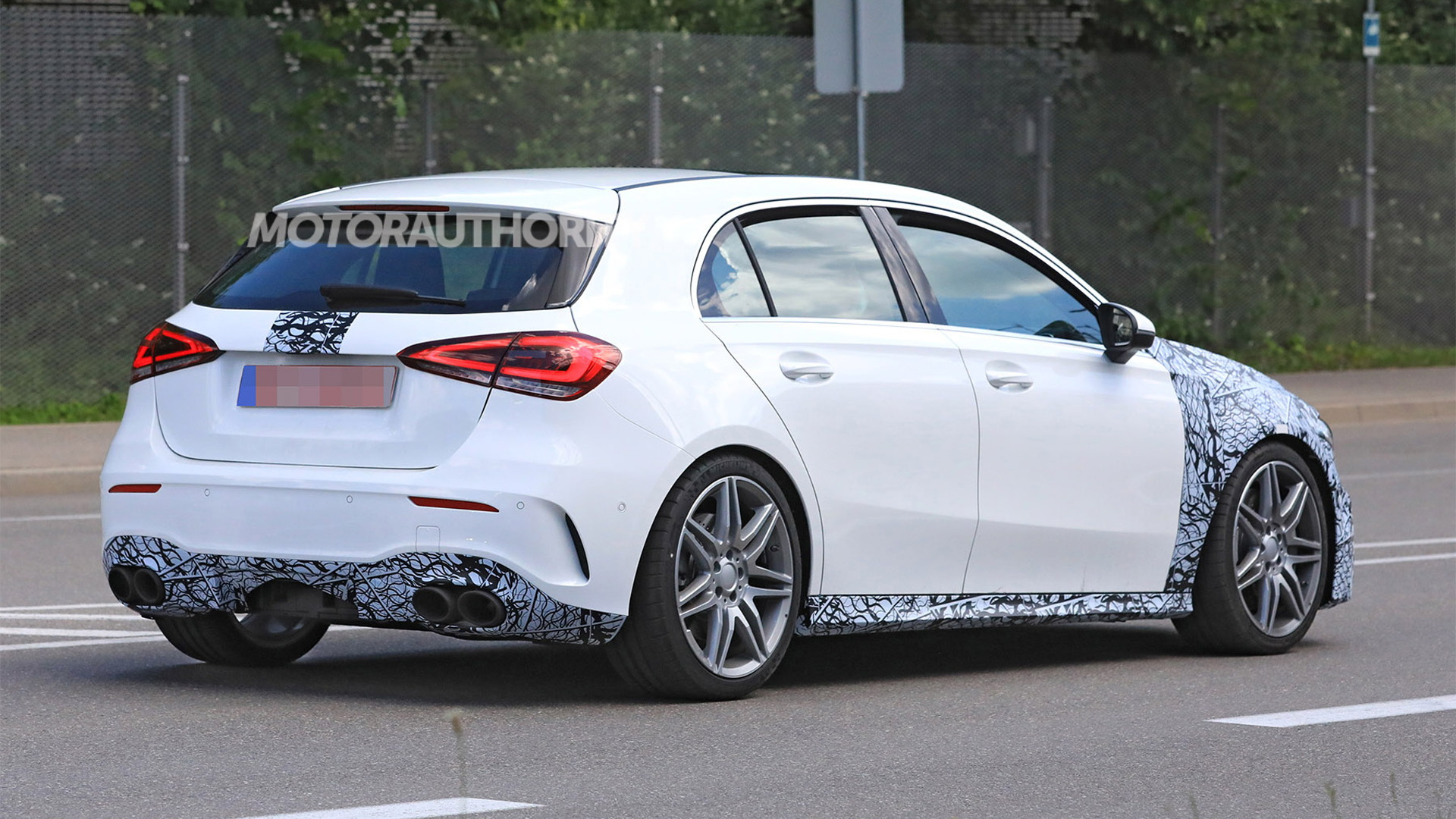 mercedes 2020 hatchback