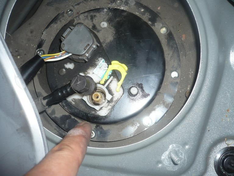 lexus is300 fuel filter