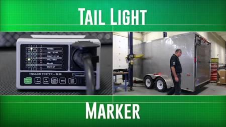 Test Boat Trailer Lights