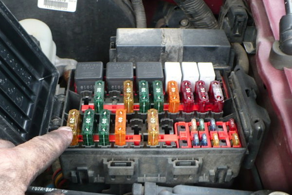 11 Ford Fusion Fuse Box Diagram Ford F250 F350 Why Is My Truck Losing Power Ford Trucks
