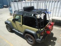 Jeep Wrangler JK 2007 to Present Roof Rack Reviews and How