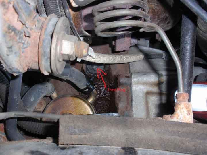 Toyota Tacoma 1996 2015 How To Install Block Heater Yotatech