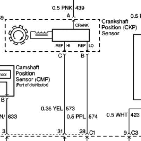 position sensor wiring diagram repair guides multi point fuel
