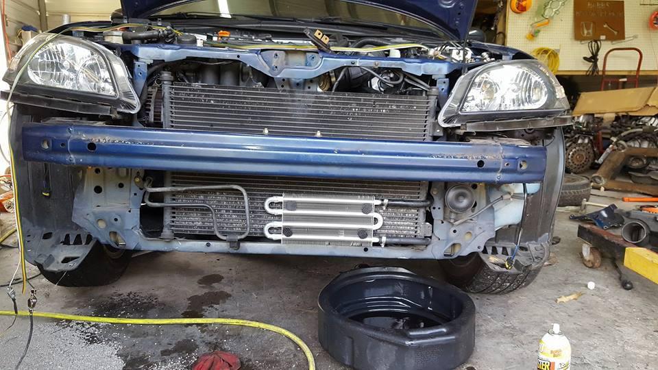ES2 k20a3 swap and it auto - Honda Civic Forum