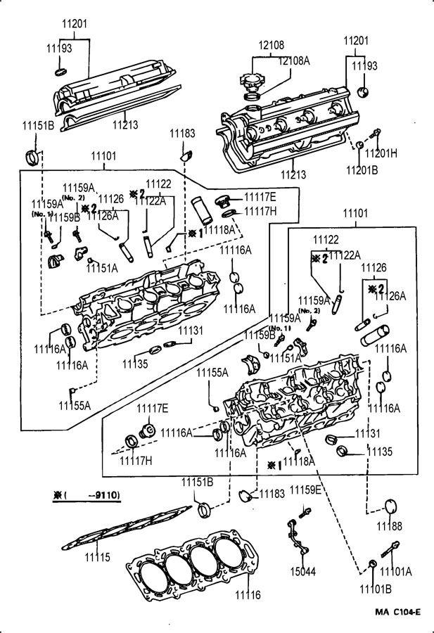 1989 toyota pickup fuse box diagram