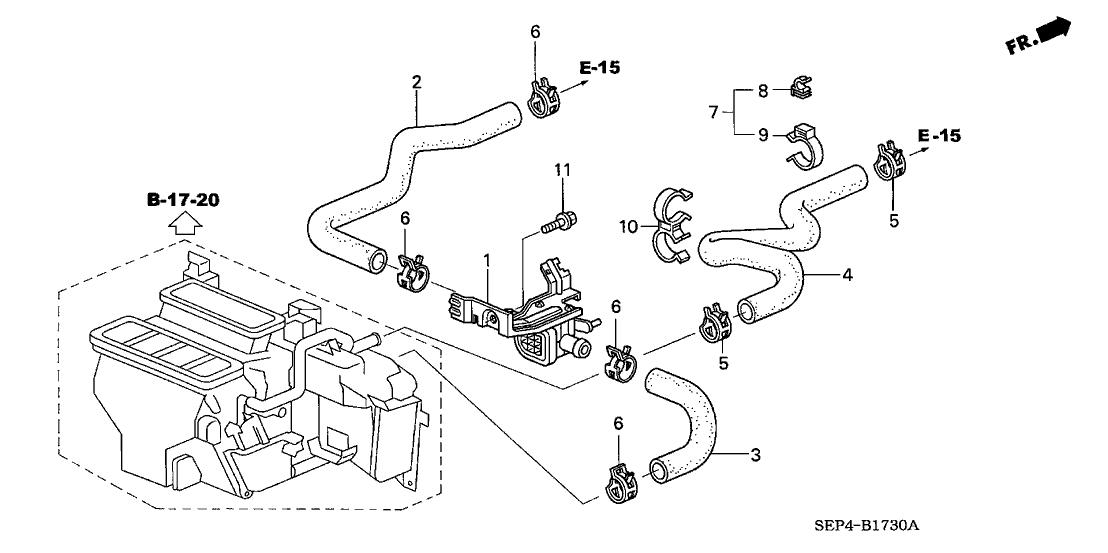 acura mdx engine coolant