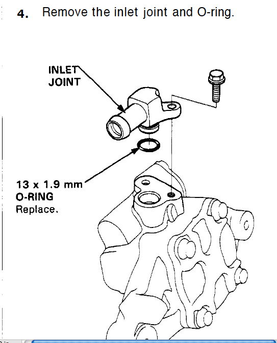 1992 honda civic power steering pump