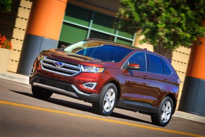 2016 Ford Edge Review - CarsDirect