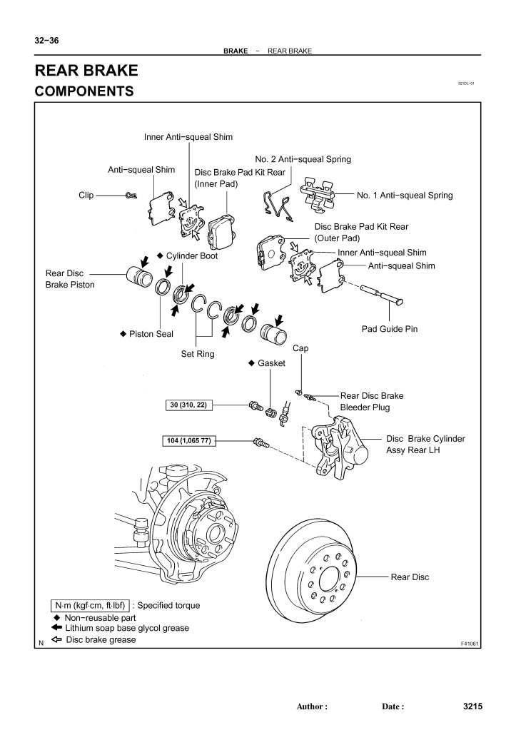 engine mounting diagram for lexus es350