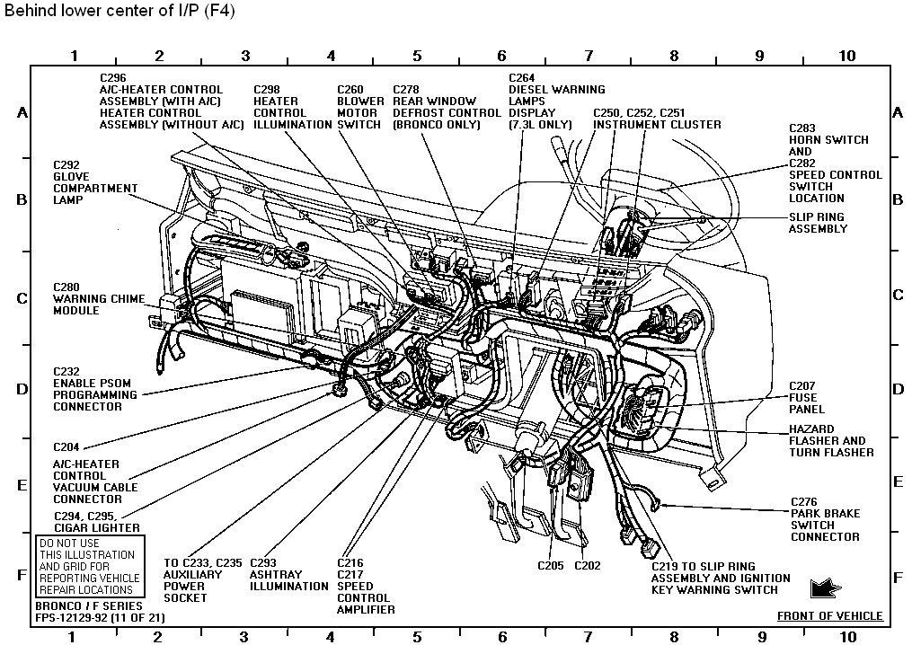 1992 ford f 150 vacuum diagram
