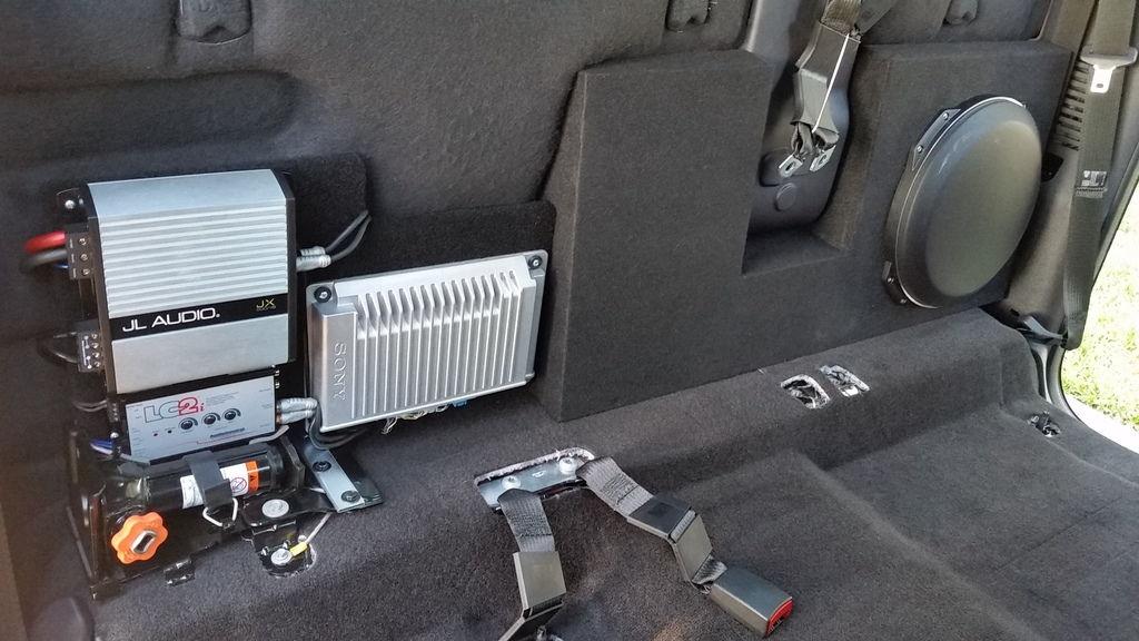 2015 F350 Super Duty Jl Audio Aftermarket Stereo