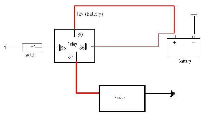 engel fridge 12v plug wiring diagram