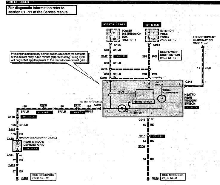 towing wiring diagram 99 f250
